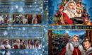 The Christmas Chronicles Double Feature R1 Custom Blu-Ray Cover & Labels