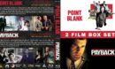 Point Blank / Payback Double Feature Custom Blu-Ray Cover