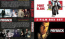 Point Blank / Payback Double Feature R1 Custom DVD Cover