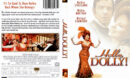 HELLO DOLLY (1969) DVD COVER & LABEL