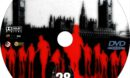 28 Days Later (2002) Custom R0 and R2 DVD Labels