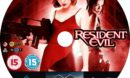 Resident Evil (2002) Custom R0 and R2 DVD Labels