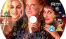 Hocus Pocus (1993) Custom R0 and R2 Blu-Ray Labels