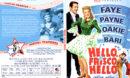 HELLO FRISCO HELLO (1943) DVD SLIM COVER & LABEL