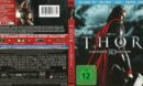 MARVEL - Thor (limitierte 3D-Edition) 2011 DE Blu-Ray Cover