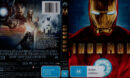 Iron Man (2008) R4 Blu-Ray Cover