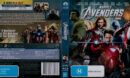 Marvel's The Avengers (2012) R4 Blu-Ray Cover