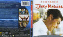 Jerry Maguire (1996) Blu-Ray Cover & label