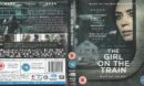 Girl on the Train (2017) R2 Blu Ray Cover and Label