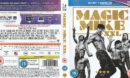 Magic Mike XXL (2015) R2 Blu Ray Cover and Label