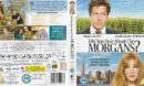 Did You Hear About The Morgans (2009) R2 Blu Ray Cover and Label