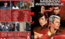 Mission Impossible - Season 4 R1 Custom DVD Cover