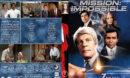 Mission Impossible - Season 7 R1 Custom DVD Cover