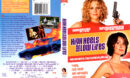 HIGH HEELS AND LOW LIFES (2001) DVD COVER & LABEL