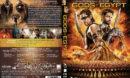 Gods Of Egypt (2016) R2 DE DVD Covers