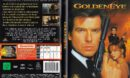 Golden Eye R2 DE DVD Cover