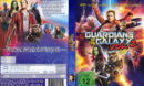 Guardians Of The Galaxy Vol. 2 (2017) R2 DE DVD Cover