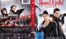 Hänsel & Gretel-Hexenjäger (2013) R2 DE DVD Covers