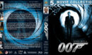 007 Daniel Craig Collection R1 Custom Blu-Ray Cover