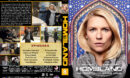 Homeland - Season 8 (2020) R1 Custom DVD Cover & Labels
