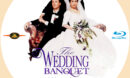 THE WEDDING BANQUET (1993) CUSTOM BLU-RAY LABEL