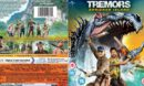 Tremors 7 - Shrieker island (2020) R2 Blu-Ray Cover and Label