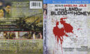 In The Land Of Blood And Honey (2011) Blu-Ray Cover & Label