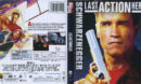 Last Action Hero (1993) Blu-Ray Cover & Label