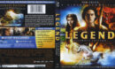 Legend (1985) Blu-Ray Cover & Label