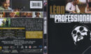 Leon The Professional (1994) Blu-Ray Cover & Label