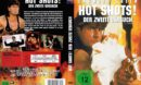 Hot Shots 2 (1993) R2 DE DVD Cover