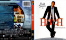 HITCH (2005) BLU-RAY COVER & LABEL