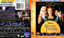 HOCUS POCUS (2012) BLU-RAY COVER & LABEL