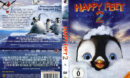 Happy Feet 2 (2011) R2 DE DVD Cover