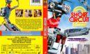 Short Circuit 2 (1988) R1 DVD Cover