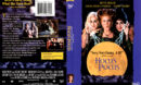 HOCUS POCUS (2012) DVD COVER & LABEL