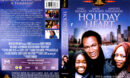 HOLIDAY HEART (2000) DVD COVER & LABEL