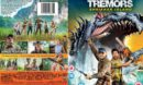 Tremors 7 - Shrieker island(2020) R2 DVD Cover and Labels