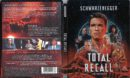 Total Recall (1990) DE 4K UHD Blu-Ray Cover