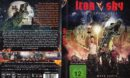 Iron Sky 2-The Coming Race (2019) R2 DE DVD Cover