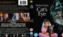 Cat's Eye (1985) R2 Blu Ray Cover and Label