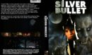 Silver Bullet (1985) Custom R0 DVD Cover and Label