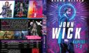 John Wick Kapitel 1-3 R2 DE DvD Cover