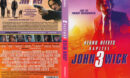 John Wick Kapitel 3 (2019) R2 DE DvD Cover