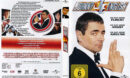 Johnny English (2003) R2 DE DvD Cover