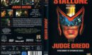 Judge Dredd (2001) R2 DE DvD cover
