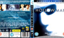 HOLLOW MAN DIRECTOR'S CUT (2000) R2 BLU-RAY COVER & LABEL