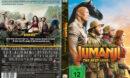 Jumanji-The Next Level (2019) R2 DE DvD cover
