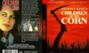 Children of the Corn (1984) Custom R0 DVD Cover and Label