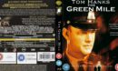 The Green Mile (1999) Custom R2 Blu Ray Cover and Label